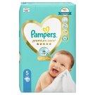 Pampers Premium Care Detské Jednorazové Plienky, Veľkosť 5 (Junior) 11 – 18 kg, 44 Kusov