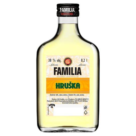 Familia Hruška 38 % 0,2 l