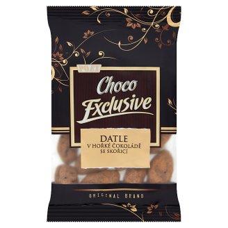 Poex Choco Exclusive Sušené ďatle v horkej čokoláde a škorici 150 g