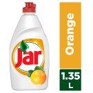 Jar Orange Hand Dish 1350 ml