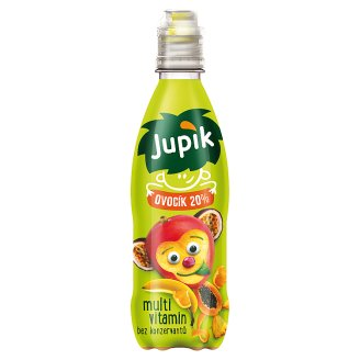 Jupík Funny Fruit Multivitamín 330 ml
