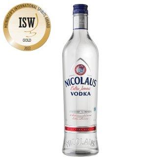 Nicolaus Vodka Extra Fine 38% 1 L