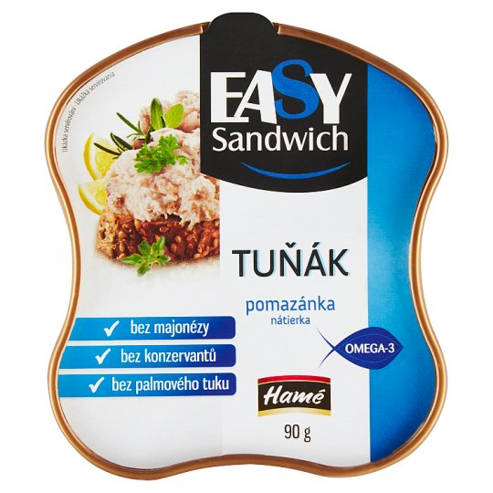 Hamé Easy Sandwich Tuna Spread 90 g