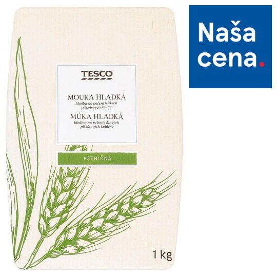 Tesco Múka hladká pšeničná 1 kg