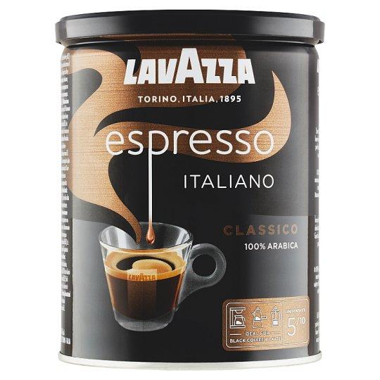 Lavazza Caffé Espresso pražená mletá káva 250 g