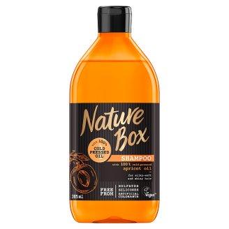 Nature Box šampón Apricot Oil 385 ml