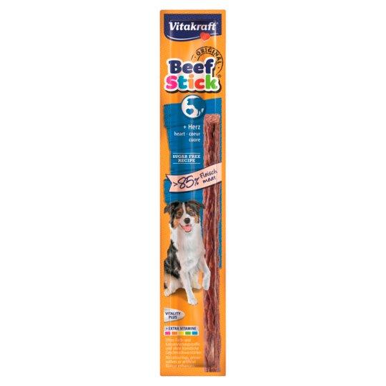 Vitakraft Beef-Stick Original + srdce 12 g