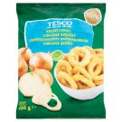 Tesco Onion Rings in Batter Deep Frozen 450 g