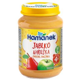 Hamánek S hruškami 190 g