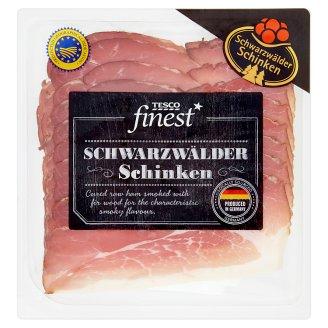 Tesco Finest Švarcvaldská údená šunka nárez 100 g
