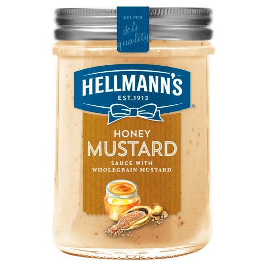 Hellmann's Honey Mustard Sauce for Meat 190 ml
