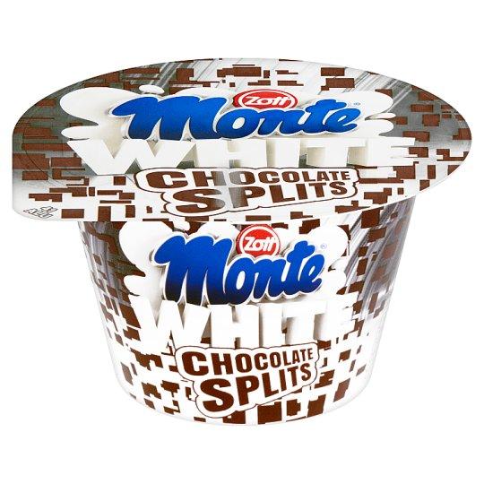 Zott Monte White mliečny dezert so strúhanou čokoládou 150 g