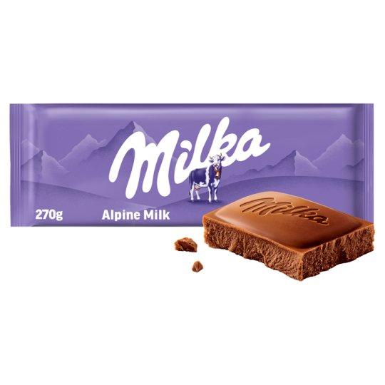 Milka Mmmax Alpine Milk 270 g