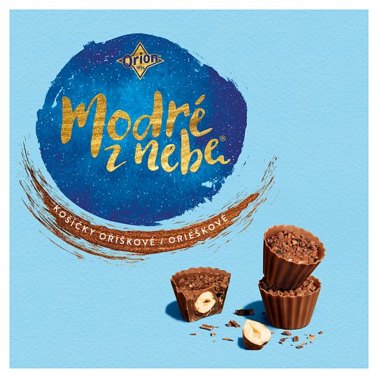ORION MODRÉ Z NEBA Nuts Cups 150 g