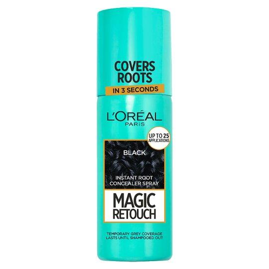 L'Oréal Paris Magic Retouch Black Instant Root Concealer Spray 75 ml