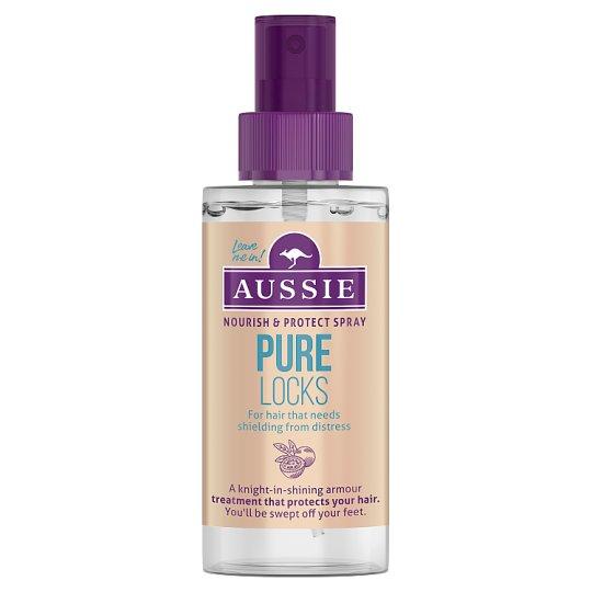 Aussie Pure Locks Posilňujúci Sprej Bez Oplachovania 100 ml
