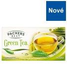 Packers Best Zelený čaj porciovaný 40 x 1,75 g