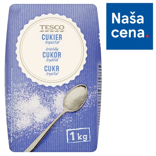 Tesco Granulated Sugar 1 kg