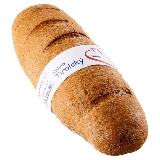 Prvá Bratislavská Pekárenská Tyrolean Bread 500 g