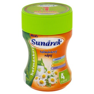 Sunárek Rozpustný nápoj harmančekový v prášku 200 g