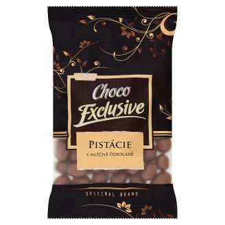 Poex Choco Exclusive Roasted Pistachios in Milk Chocolate 150 g