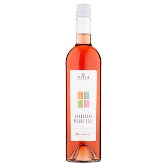 Vitis Pezinok Galéria Frankovka modrá rosé akostné odrodové víno ružové suché 0,75 l