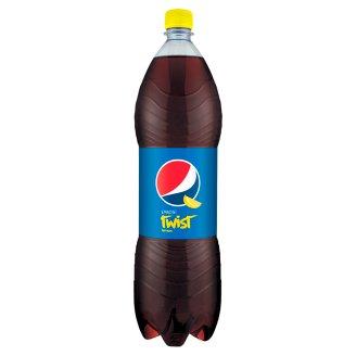 Pepsi Twist Lemon 1.5 L