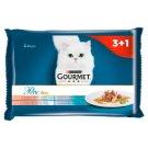 GOURMET Perle DUO Multipack - Fish Duo 4 x 85 g