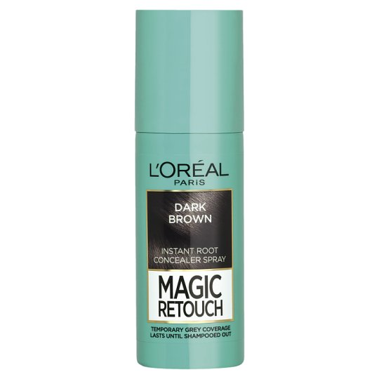 L'Oréal Paris Magic Retouch Instant Root Concealer Spray Dark Brown 75 ml