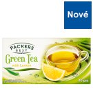 Packers Best Green Tea with Lemon 40 x 1.75 g