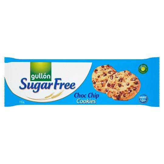 Gullón Choc Chip Cookies Sugar Free 150 g
