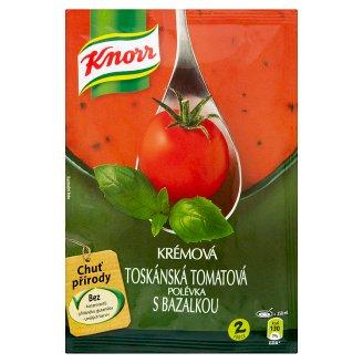 Knorr Toskánska paradajková polievka s bazalkou 66 g