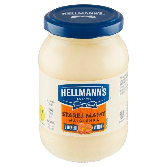Hellmann's Majolenka starej mamy 210 ml
