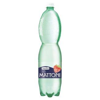 Mattoni Neperlivá jahoda 1,5 l