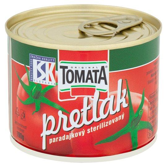 Tomata Original Sterilized Tomato Sauce 190 g