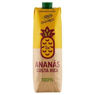 RIO FRESH 100% šťava chladená ananásová 1 l