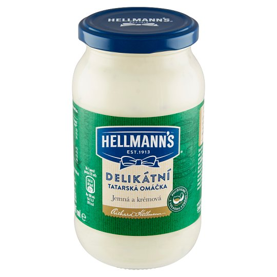 Hellmann's Tartar Sauce Delicious 405 ml