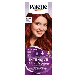 Schwarzkopf Palette Intensive Color Creme farba na vlasy Intenzívny Červený 6-88 (RI5)
