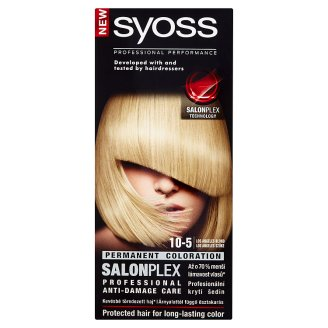 Syoss farba na vlasy Los Angeles Blond 10-5