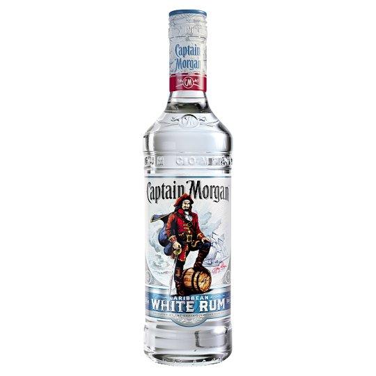 Captain Morgan White Rum 0.70 L