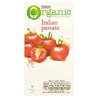 Tesco Organic Bio paradajkové pyré 500 g