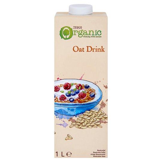 Tesco Bio Oat Drink 1 L