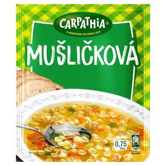 CARPATHIA Mušličková polievka vrecko 42 g