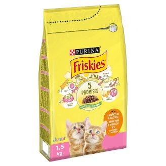 FRISKIES Junior 1,5 kg