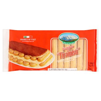 I Dolci Di Montagna Ladyfingers Decorated with Sugar 200 g