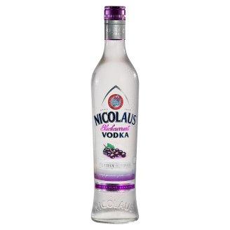 Nicolaus Vodka s čiernoríbezľovou príchuťou 38% 700 ml