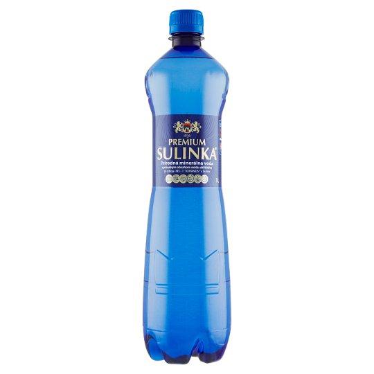 Sulinka Premium prírodná minerálna voda 1 l