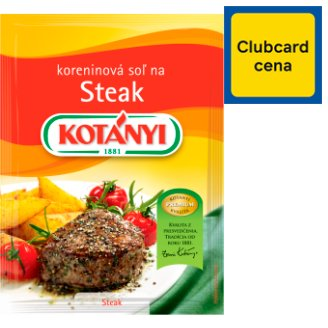 Kotányi Koreninová soľ na Steak 35 g