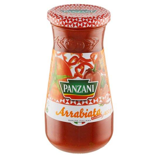 Panzani Arrabiata Spicy Tomato Sauce 400 g