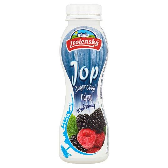 Zvolenský Jop Yoghurt Drink Forest Fruit 300 g